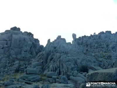 Sierra de la Cabrera - Pico de la Miel; excursiones de senderismo; vacaciones senderismo